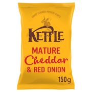 Kettle Chips 150g Various Flavours - £1 (Clubcard Price) at Tesco