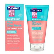 T-Zone Australian Pink Clay Mask