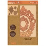 Tonic Studios Media Die Set Charlottes Frame | Set of 4