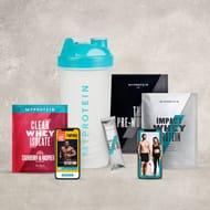Back To Gym Bundle Inc Shaker & Samples Worth £10.99 - £1.99 Delivered