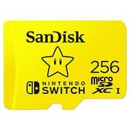 PRICE DROP! SanDisk microSDXC UHS-I Card for Nintendo 256GB