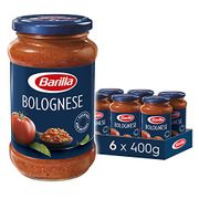 Barilla Pasta Sauce, Bolognese with Spaghetti Pasta with £6.6 off Coupon