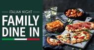 Marks & Spencer Italian Family Dine In For 4 - £15 Inc Vegetarian & Vegan