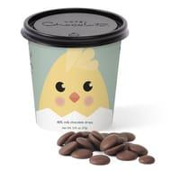 Elizapeck Tiddly Pot - 40% Milk Chocolate