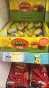 Reese's / Oreo / Creme Egg Chocolate Eggs - Reduced to Clear