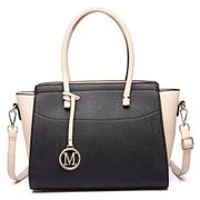 DEAL STACK - Miss Lulu Fashion PU Leather Lady Handbag + 5% Coupon