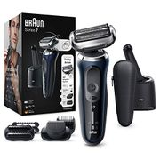 Braun Series 7 Electric Shaver for Men with Beard Trimmer