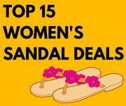 Top Sandals Deals Inc. FitFlop, UGG & Steve Madden - From £4!