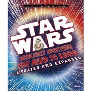 Star Wars Absolutely Everything Book