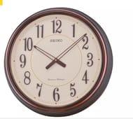 Seiko Antique Copper Chime Wall Clock