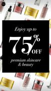 Rodial up to 75% Off