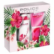 Police Passion EDT and Body Lotion Gift Set
