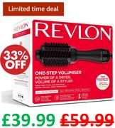 Revlon Salon One- Step Volumizer | 2-in-1 Styling Tool, Dryer and Styler