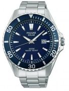Pulsar Gents Solar Powered Sports Watch PX3033X1 NEW - Only £39.99!