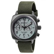 Briston 15140.SPG.C.12.LVB Clubmaster Classic Grey Wristwatch - Only £94.05!