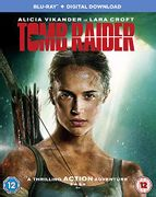 Tomb Raider Blu-Ray with Dolby Atmos £2.75 Prime / £5.74 Non Prime at Amazon