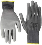 Gebol Madgrip Work Gloves Micro Flex Gr 10 - Only £0.86!