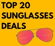 Top Sunglasses Deals Inc. Michael Kors, Oakley & Radley - From £2!
