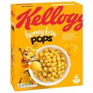 Kellogg's Honey Pops Cereal 375g