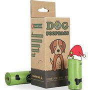 BOTEWO Dog Poo Bags(200 Bags), Biodegradable Poo Bags for Dogs