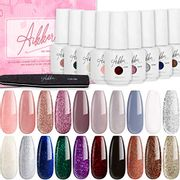 25 Piece Nail Gel Polish Set - Deal Stack
