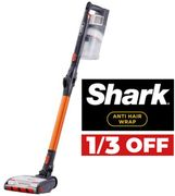 SAVE £110 - SHARK CORDLESS Stick Vacuum Cleaner [IZ201UK] Anti Hair Wrap,