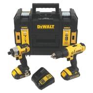 DeWalt XR 1.5Ah Li-Ion Cordless Combi Drill - Only £160!