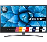 """*SAVE £20* LG 55"""" Smart 4K Ultra HD HDR LED TV with Google Assistant & Alexa"""