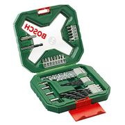 Bosch 34-Piece X-Line Screwdriver & Drill Bit Set | for Wood, Masonry & Metal