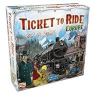 Days of Wonder - Ticket to Ride Europe - Board Game