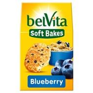 Belvita Breakfast Soft Bakes Blueberry 250G £1.50 Clubcard Price