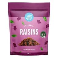 Amazon Brand - Happy Belly Organic Raisins, 1 X 500g