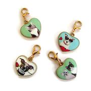 Pet Club Stitch Marker/Charm Set