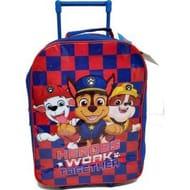 Paw Patrol Foldable Trolley Bag