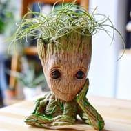 Baby Groot Flower Pot Figurine - Just £5.99 Delivered