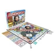 Hasbro Gaming: Ms Monopoly Board Game