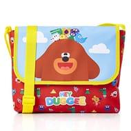 Hey Duggee Toddlers Shoulder Bag for Kindergarten, Preschool, School,