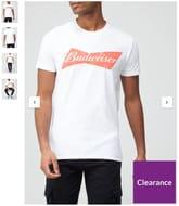 Budweiser T-Shirt - White
