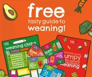 Free Weaning Wall Chart and Stickers from Ella's Kitchen