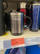 Lagoon Thermos Desk Mug - Half Price