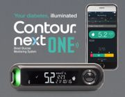 Free Contour next One Blood Glucose Meter for Diabetics