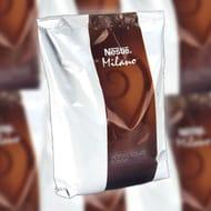 2 X Nestle Milano Luxury Instant Hot Chocolate Powder 1kg Sealed Packs