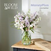 Win a Monthly Bouquet from Bloom & Wild!