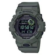 Casio G-Shock Tracker Men's Green Resin Strap Watch