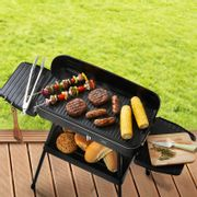 Tower Indoor & Outdoor Electric BBQ Grill