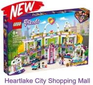 LEGO FRIENDS Heartlake City Shopping Mall (41450)