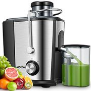 AICOOK 600W Whole Fruit and Vegetable Juicer