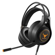 Kikc V3 Gaming Headset with Noise-Cancelling Mic & Volume Control