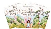 """Win a Copy of """"The Biggest Thing of All"""" by Kathryn Thurman"""