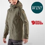 Win a Men's Fjallraven Abisko Lite Trekking Jacket (Worth £244.95)!